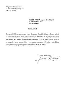 Wspólnota mieszkaniowa ul. Janusz Kertyńskiego 18