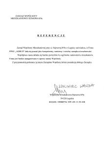 Wspólnota mieszkaniowa ul. Sejmowej 8