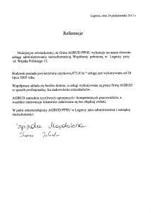 Wspólnota Legnica ul. Wojska Polskiego 12